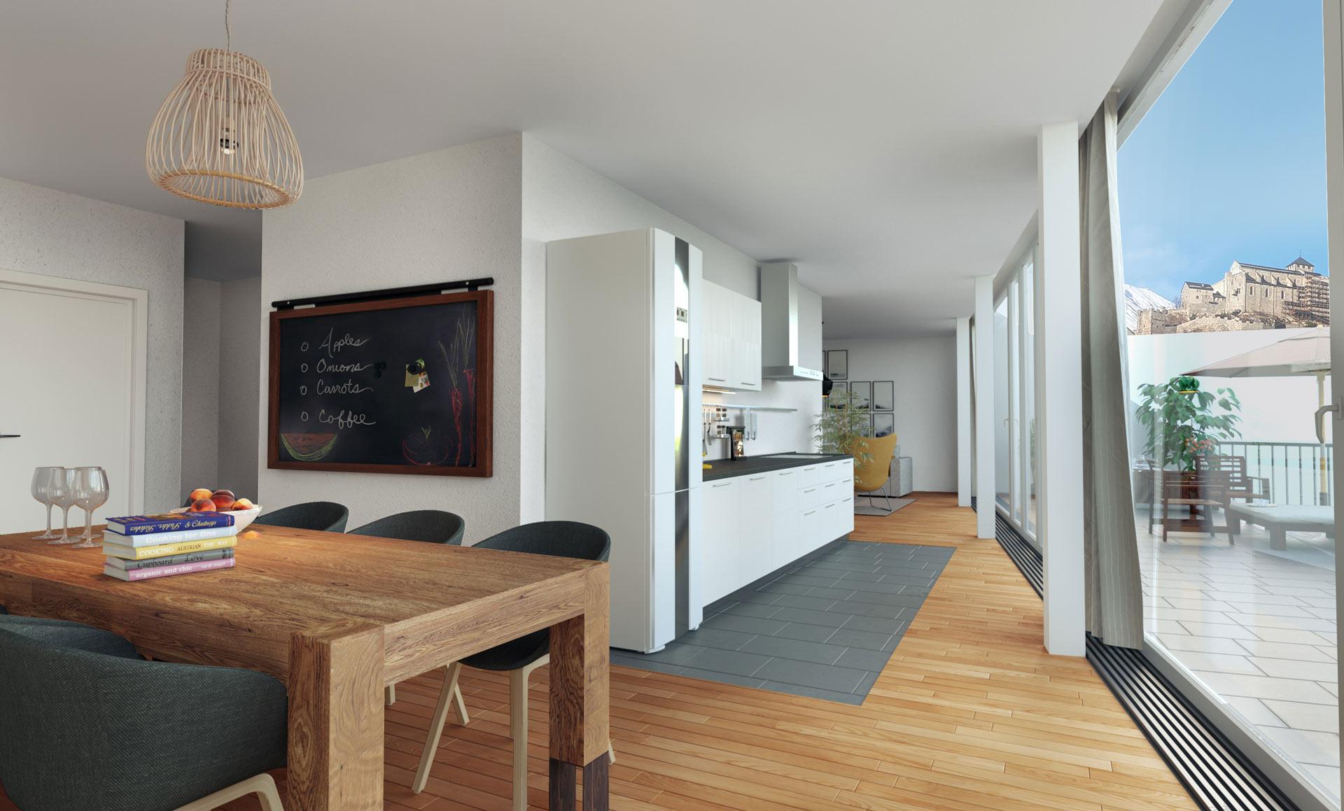 Immeuble La Clarté – Sion (VS)3